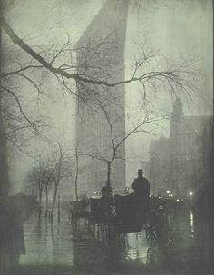The Flatiron, New York City, 1904
