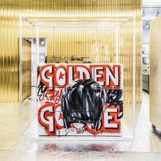 Golden Goose, Instagram