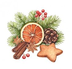 gingerbread cookies and chris stock photo -… Watercolor Christmas illustration. gingerbread cookies and chris stock photo – DIY and crafts Grinch Christmas, Christmas Cookies, Christmas Time, Vintage Christmas, Christmas Crafts, Christmas Decorations, Gingerbread Cookies, Family Christmas, Outdoor Christmas