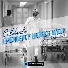 Celebrate Emergency Nurses week with us all week long!