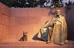 Before I die bucket list bucket-list Franklin Delano Roosevelt Memorial, Washington DC -  [✔]