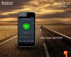 Hitech Mobiles @Hitechmobile  now Explore #AmazeS2 Expect the Exceptional!  #Smartphone #AndroidKitkt #HitechMobiles