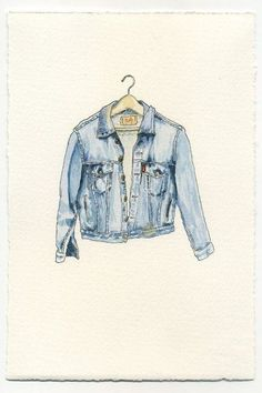 wardrobe illustration