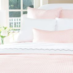 Crane and Canopy Bedding, love how easy this is to make up, not necessarily this color and pattern but nova bedding in general
