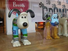 New Breeds - more baby Gromits at The Greatest Dog Show on Earth