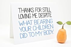 Funny Father's Day Card From Spouse. Love Card. Anniversary Card. Thanks for Still Loving Me