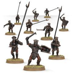 Uruk-hai Warriors