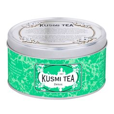 Kusmi Tea Te Detox 125 g, Kusmi Te, Allt för temyset |Kökets Favoriter