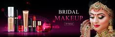 MeriBindiya is here to make the D-day of brides-to-be more exciting by helping them look blindsiding beautiful.  It is known for its bridal makeup service and its team of experts take care of everything from makeup, hair style, pre-bridal treatment and mehandi. Best Bridal Makeup, Makeup Services, D Day, Brides, Hair Makeup, Hair Styles, Artist, Beautiful, Artists