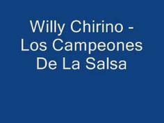 Los Campeones De La Salsa - YouTube