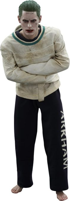 The Joker Arkham Asylum Version Sixth-Scale Figure