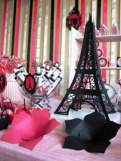 Decoração de Festa Paris