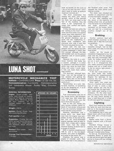 "Scooters Antigas - Lambretta Luna - O ""Rapaz"" da Scooter"
