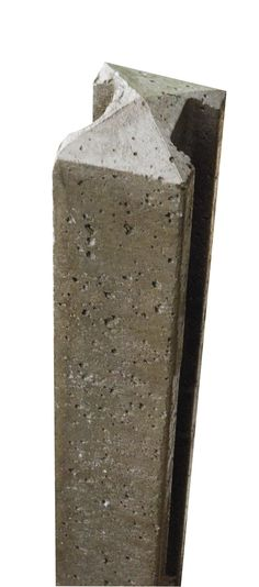 Grange Concrete Fence Post (H)1.75m | Departments | DIY at B&Q