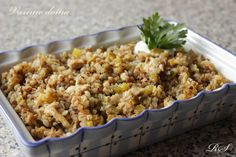 POHANKA S CUKETOU Czech Recipes, Ethnic Recipes, Enjoy Your Meal, Clean Eating, Healthy Eating, Vegetarian Recipes, Healthy Recipes, Couscous, Quinoa