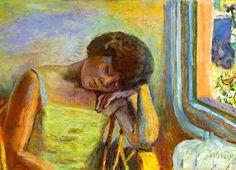 PIERRE BONNARD (1867-1947) FEMME ENDORMIE, vers 1928