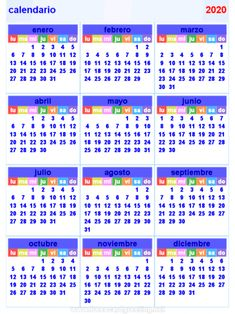 Calendarios 2020 para descargar e imprimir Tag Png, Envelopes, Wedding Album Cover, Album Cover Design, Calendar 2020, Baby Shower Invitations, Diy And Crafts, Periodic Table, Clip Art