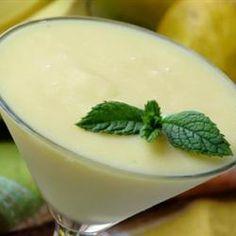 Mango-Joghurt-Getränk (Mango Lassi)