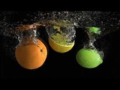 ▶ Create a Photorealistic Fruit Splash in Blender - YouTube
