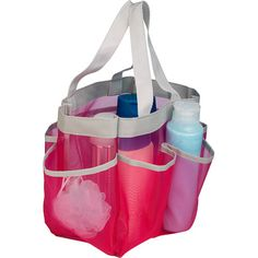 I'm learning all about Honey Can Do Shower Tote at @Influenster!