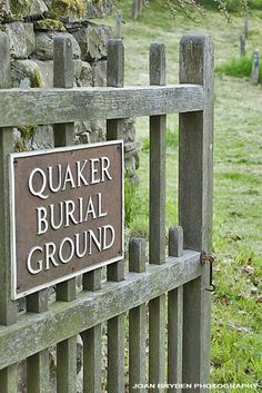 Brigflatts Quaker Burial Ground