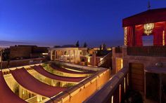 An insider guide to the best riad hotels in Marrakech for couples, families…