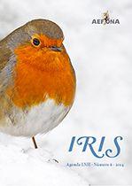 Agenda LNH iris n.º 6. Revista digital de AEFONA (Asociación Española de Fotógrafos de Naturaleza). Edición de textos, diseño y maquetación.