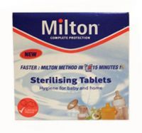 - Milton Sterilising Tablets Faster: Milton Method In 15 Minutes Hygiene For Baby And Home Baby Soap, Cutlery Set, Baby Care, Health And Beauty, Vintage, Vintage Comics, Newborn Care, Flatware Set