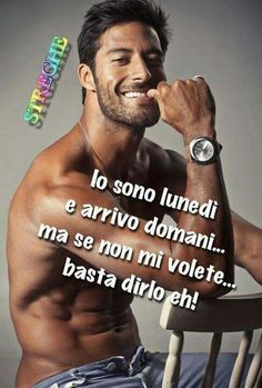 Lunedi Happy Boy, Good Morning Good Night, Good Mood, Sexy Men, Leo, Guys, Funny, Fictional Characters, David James Gandy