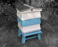 Owning a beehive is wonderful Bee Keeping, Beehive, Furniture, Home Decor, Decoration Home, Room Decor, Home Furnishings, Home Interior Design, Home Decoration