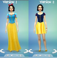 ¡¡PRIMER VÍDEO!!✌ Los Sims 4: #CreandoPersonajes | BlancaNieves | Princesas Disney Inspiración | BlueeGames ♦ Aquí→ https://www.youtube.com/watch?v=77oKlgOzxbU