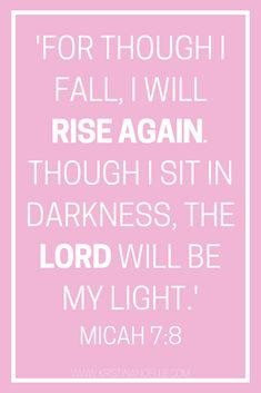 Bible Verses About Faith, Scripture Study, Bible Verses Quotes, Faith Quotes, Scriptures, I Will Rise, Love Your Family, Thing 1, Faith In God