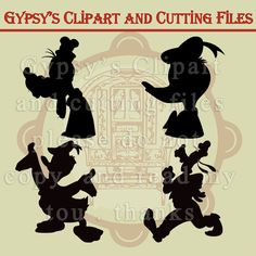 Promotional #Offer! Donald Duck, Silhouette, Goofy, Disney Characters, Cameo Silhouette,  Graphics,  Clipart,Vector, Cutting file, Invitation, Birthday, SVG is available at $1.95 https://www.etsy.com/listing/265911447/donald-duck-silhouette-goofy-disney?utm_source=socialpilotco&utm_medium=api&utm_campaign=api  #supplies #scrapbooking    #silhouette #dxf #clipart #clip #art #png #cuttingfile #graphic #svg #pattern #template #vinyl #goofy #Disneyprincess #Disney #Monogram #vinyl #dfx…