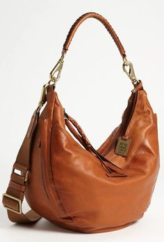 whiskey-hued leather hobo  http://rstyle.me/n/mvg4ipdpe