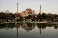 Александр Власов - Стамбул, Часть 1: Центр Константинополя. Римско-византийский период.