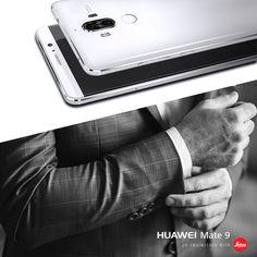 Uno stile raffinato, elegante ed esclusivo. Scopri il design del nuovo #HuaweiMate9.