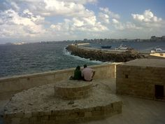 a castle Bey love stories Alexandria Egypt, Love Story, Surface, Castle, Places, Modern, Nature, Travel, Trendy Tree