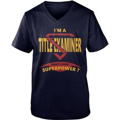 TITLE EXAMINER JOBS TSHIRT GUYS LADIES YOUTH TEE HOODIES SWEAT SHIRT VNECK UNISEX #gift #ideas #Popular #Everything #Videos #Shop #Animals #pets #Architecture #Art #Cars #motorcycles #Celebrities #DIY #crafts #Design #Education #Entertainment #Food #drink #Gardening #Geek #Hair #beauty #Health #fitness #History #Holidays #events #Home decor #Humor #Illustrations #posters #Kids #parenting #Men #Outdoors #Photography #Products #Quotes #Science #nature #Sports #Tattoos #Technology #Travel…