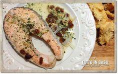 """Il Salmone con Uvetta e Pinoli di """"Fatto in casa è più buono""""!"""