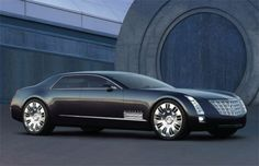 Cadillac Omega / la propulsion nouveau porte drapeau de la marque US!