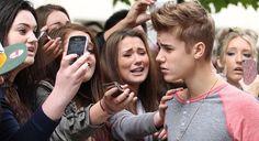 """Justin Bieber não vai mais tirar fotos com fãs: """"Me sinto um animal de zoológico"""", disse – Blog do Deill"""