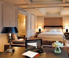 Hotel Villa Magna. Madrid. España.