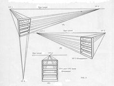 WetCanvas: ArtsSchool Online: Drawing: Drawing in Perspective: L1
