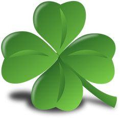 How to Make a Shamrock Lucky Charm Poem for St. Patrick's Day Four Leaves, Luck Of The Irish, Four Leaf Clover, Lucky Charm, St Patricks Day, Saint Patricks, Fun Activities, Vector Free, Vector Graphics