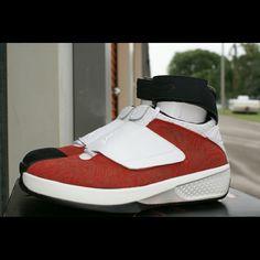 low priced d877d 425b8 Jordan Shoes   Jordan 20 Midwest Laser   Color  Silver   Size  8.5
