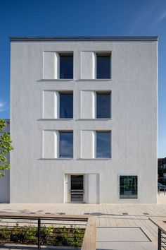 STADTHAUS STARNBERG AM TUTZINGER-HOF-PLATZ, GOETZ CASTORPH ARCHITEKTEN