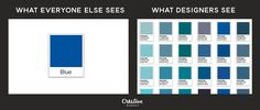 On the Creative Market Blog - What Designers See Vs. What Everyone Else Sees