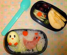 Great blog with simple bento ideas