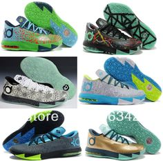 2014 New Super Good Quality KD6 Men kevin KD 6 vi cheap Brand  wholesale basketball Shoes durant for Sale Free shipping € 36,99