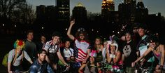 Atlanta Moon Ride: Bicycle enthusiasts and bike-curious Atlantans of all skill levels and ages are invited to hit the streets at 10 p.m. on Friday, May 10 for the inaugural Atlanta Moon Ride, a safe, fun, 6.5-mile ride through the coolest neighborhoods in the city.  Participants are encouraged to ride with flair - dressing in costume, gearing up bikes with headlamps, glow sticks, bullhorns, unicorn horns - anything goes.
